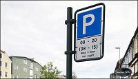 Regjeringen vil ha slutt på gratis byparkering