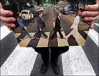 Veldedighetsorganisasjon kan redde Abbey Road