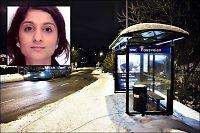Søker med hund og snøscooter etter Faiza (26)