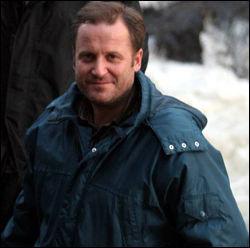 FASCINERT: Filmregissør Fridtjof Kjæreng ble så fascinert av «Snøhulemannens» historie at han lagde film. Foto: Aftenposten