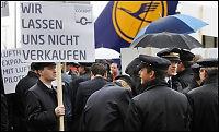 Lufthansa vil stoppe streik i retten