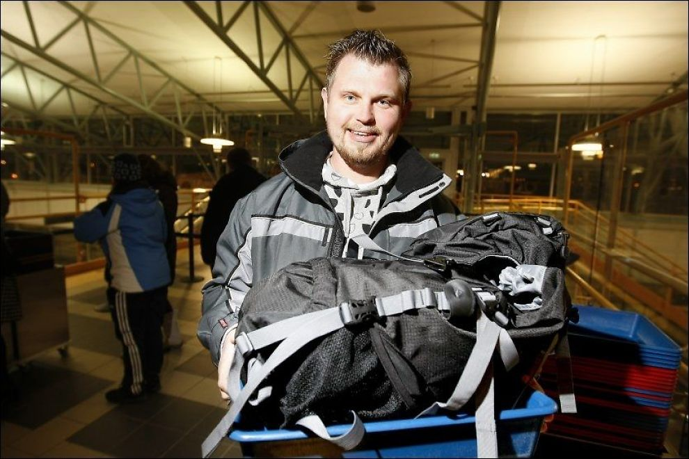 norwegian håndbagasje