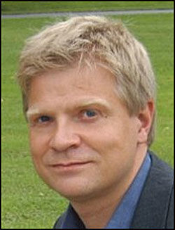 LEDER UNDERSØKELSEN: Øystein Eiring, helserådgiver og spesialist i Psykiatri Foto: Privat