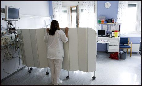 FORVIRRENDE: Det er ikke alltid lett for helsepersonell å vite hvor de skal henvende seg. Foto: Illustrasjonsfoto: Gorm Kallestad / SCANPIX