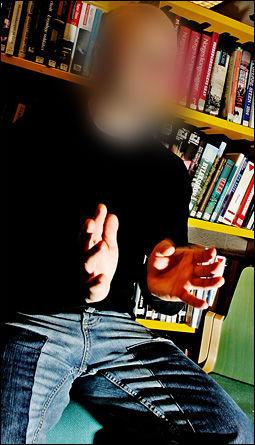 DRAPSDØMT: Filosofen har holdt en rekke foredrag over hele landet. Nå er 37-åringen dømt til 15 års fengsel for drap. Foto: VG