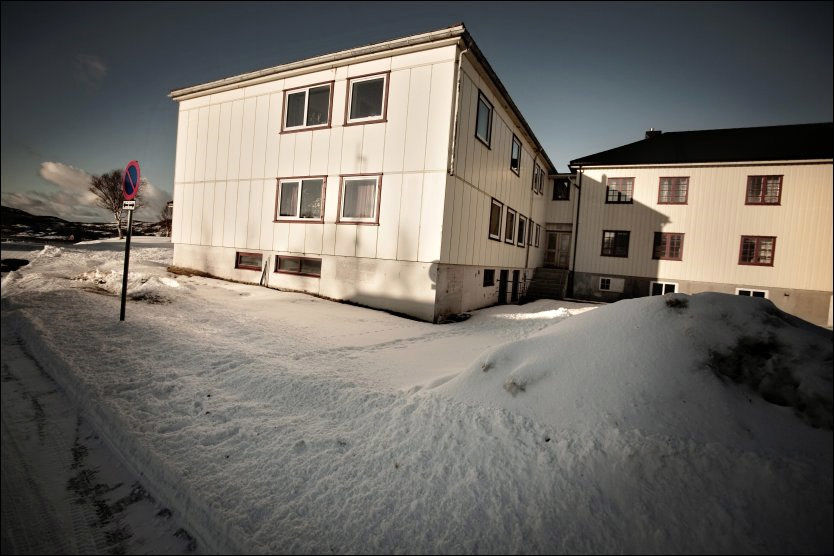 DØDE I SNØEN: Pasienten var forvirret og forlot skjermet avdeling ved Roan sjukeheim i Sør-Trøndelag uten at nattevaktene oppdaget det. Foto: ØYVIND NORDAHL NÆSS