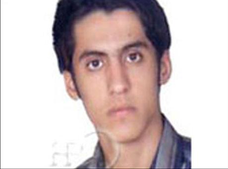 Mohammad Amin Valian (20) er en av mange iranere som nå er dømt til døden. Foto: Iran Human Rights