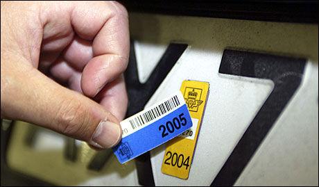 MED ELLER UTEN? Har du dieselpartikkelfilter skal du betale lavere årsavgift. Sjekk for ordens skyld at du har fått riktig avgift. Foto: Scanpix
