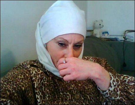 SIKTET: Den amerikanske kvinnen Colleen R. LaRose, kjent som «Jihad Jane» er siktet for drapstrusler mot Lars Vilks. Foto: AFP