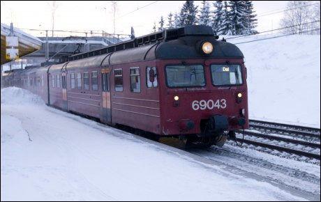 ERSTATNING: Jernbaneverket betaler 4,4 millioner til NSB. Foto: SCANPIX