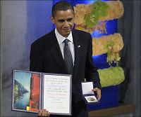 Slik bruker Obama Nobel-millionene