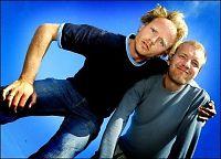 Bård og Harald forlater NRK