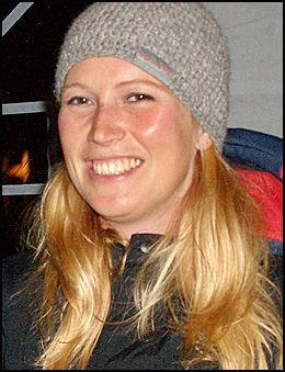 DØDE: Elisabeth Bistrup Linnes (28) døde av svangerskapsforgiftning. Foto: