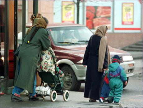 IKKE LETT: Psykolog Nadia Ansar påpeker at et oppgjør med familien ikke alltid er like lett. Foto: Scanpix