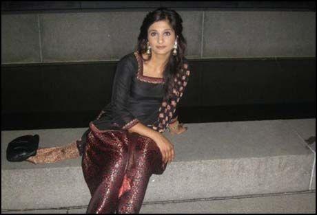 DREPT: Faiza Ashraf (26) ble funnet drept natt til torsdag 25. februar, etter at hun hadde vært savnet i tre uker. Foto: Privat