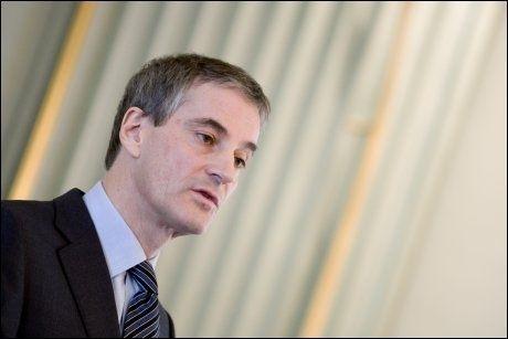TABU: Utenriksminister Jonas Gahr Støre vil ta et oppgjør med tabuene i integreringsdebatten. Foto: Håkon Mosvold Larsen / Scanpix