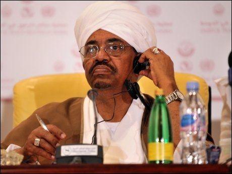 MISLIKER ALKOHOL: President Omar Hassan al-Bashir. Foto: EPA