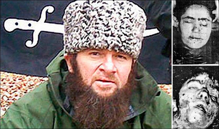 EMIR UTPEKES SOM TERRORSJEF: Doku Umarov blir av den russiske sikkerhetstjenesten utpekt som hjernen bak bombeangrepene i Moskva. Nå sirkulerer det bilder av de to kvinnene som politiet mener er selvmordbomberne i gårsdagens aksjon. Foto: AP/KOMSOMOLSKAYA PRAVDA Foto: