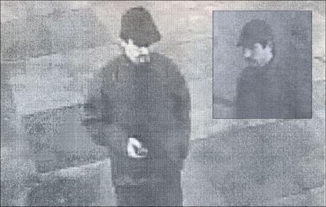ETTERLYST: Politiet i Russland har etterlyst denne mannen i forbindelse med terroraksjonen i Moskva. Foto: KP.RU