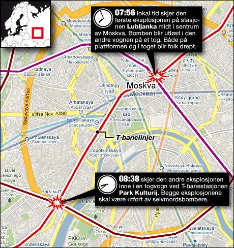 Grafikk: Google Maps, Tom Byermoen