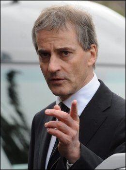 STÅR PÅ SITT: Utenriksminister Jonas Gahr Støre har ikke noen intensjoner om å beklage overfor Kina etter den omdiskuterte fredspristildelingen. Foto: EPA
