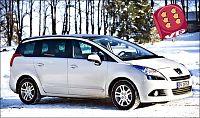 Test av Peugeot 5008: Fleksifavoritten