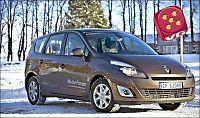 Test av Renault Grand Scenic: Blant de beste