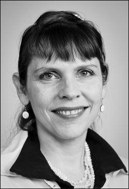 WIKILEAKS: Den islandske alltingrepresentanten Birgitta Jónsdóttir er engasjert i Wikileaks, og var involvert i jobbingen med Irak-videoen. Foto: Althingi