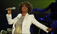 Whitney Houston på sykehus
