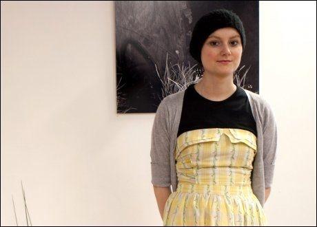 DØDE: Regine Stokke døde av kreft bare 18 år gammel. Bloggen hennes ble en av Norges best leste. Foto: Wigdis Wollan
