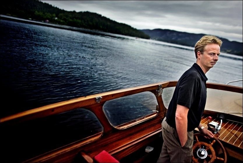 - ANER IKKE HVORFOR: Terje Søviknes vet ikke hvorfor han brått ble kastet ut fra Facebook. Foto: Knut Erik Knudsen
