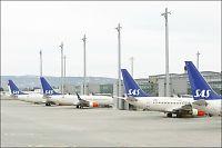 SAS og Widerøe flyr ikke på Vestlandet