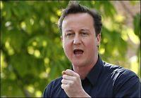 Cameron: - Valgkampen har tatt en dramatisk vending