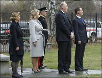 Medvedev åpnet utstilling om krigsfanger