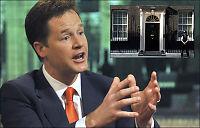 Nå har han øynene rettet mot Downing Street nr. 10