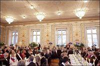 Bordet dekket for Medvedev i Danmark