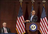 USA nærmere ny finanslov - seier for Obama