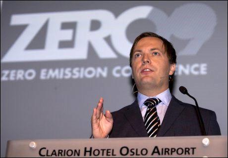 SKUFFET: Leder i Zero, Einar Håndlykken, kaller utsettelsen «et gedigent løftebrudd». Foto: SCANPIX
