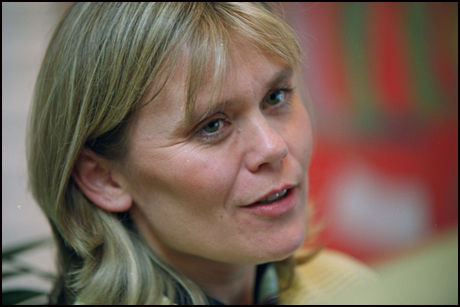 PÅDRIVER: Leder Ada Sofie Austegard i Stine Sofies Stiftelse. Foto: Line Møller/VG