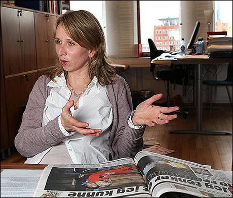 ØNSKER ETTERFORSKNINGSPLIKT: Statssekretær Astrid Aas-Hansen. Foto: Nils Bjåland/VG Foto: