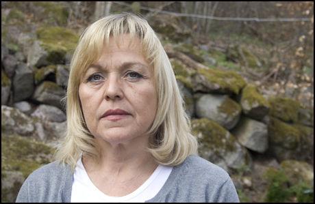 STILLER KRAV: Marie Strand bistår etterlatte i flere store drapssaker. Hun har klare tanker om forebyggende tiltak. Foto: Tanja Irén Berg