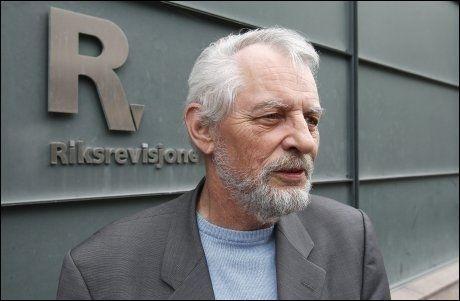 BEKYMRET: Risrevisor Jørgen Kosmo er bekymret over innsatsen mot organisert kriminalitet. Foto: Trond Solberg