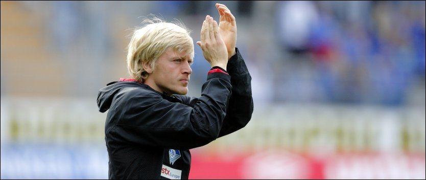 FÅR NY SPARRING: Jonathan Parr har slått gjennom i årets eliteseriesesong. Nå får han sjansen for Norge. Foto: Scanpix