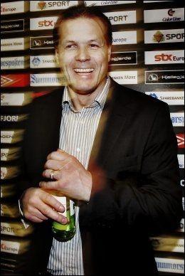 FORNØYD: Kjetil Rekdal, her etter kampen mot Viking. Foto: Scanpix
