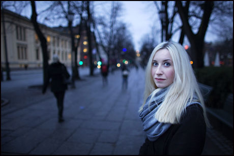 FIKK AVSLAG: Vibeke Ottesen vurderer å bytte jobb etter å ha forsket ferdig barnedrap, for å kunne forske videre på partnerdrap. Foto: Marte Vike Arnesen/VG
