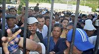 Uroen fortsetter i Kirgisistan
