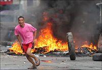 Truer med å brenne hotellet der VG-journalist bor