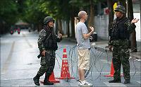 Frykter for actionsugne turister i Bangkok