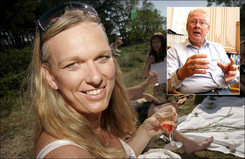 «JENTENE PÅ TOTEN»: Lise Lindalen var en av de 12 transpersonene i dokusåpen til NRK. TV-serien vant «Gullruten» for beste dokusåpe. Foto: Christine Heim/NRK / VG