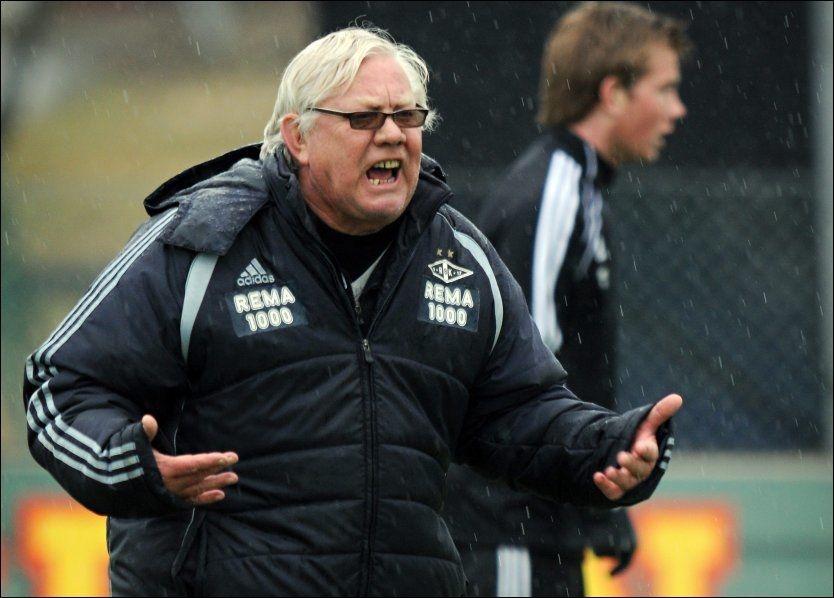 NY TRENER: Nils Arne Eggen tar over RBK. Foto: Geir Otto Johansen